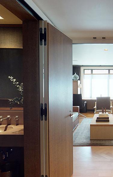 Zamkow Apartment / New York